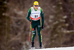 Andreas Katz (GER) during FIS Cross-Country World Cup Planica 2018, on January 21, 2018 in Planica, Kranjska Gora, Slovenia. Photo by Ziga Zupan / Sportida