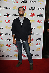 LOS ANGELES, CA - JUNE 7 Manuel Garcia-Rulfo attends the 9th Annual Hola Mexico Film Festival Opening Night at the Regal LA LIVE in downtown Los Angeles, on June 7, 2017 in Los Angeles, California. Byline, credit, TV usage, web usage or linkback must read SILVEXPHOTO.COM. Failure to byline correctly will incur double the agreed fee. Tel: +1 714 504 6870.