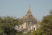 Myanmar Bagan Ananda Temple