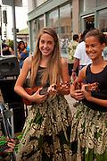 First Friday Festival, Wailuku, Maui, Hawaii