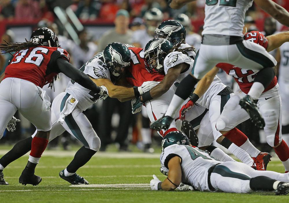 Defense; Philadelphia Eagles at Atlanta Falcons; Monday Night Football