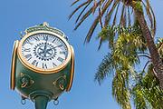 San Juan Capistrano City Clock