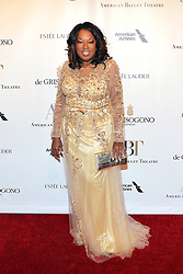 Maggie Gyllenhaal, Cynthia Erivo, Sofia Coppola, Victor Cruz & Amy Astley acted as co-chairs for the event, which also featured ballet dancers Misty Copeland & Gillian Murphy at the David H. Koch Theater. 18 Oct 2017 Pictured: Star Jones. Photo credit: Jennifer Mitchell / MEGA TheMegaAgency.com +1 888 505 6342
