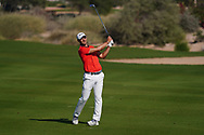 Martin Kaymer (GER) on the 11th during Round 1 of the Commercial Bank Qatar Masters 2020 at the Education City Golf Club, Doha, Qatar . 05/03/2020<br /> Picture: Golffile | Thos Caffrey<br /> <br /> <br /> All photo usage must carry mandatory copyright credit (© Golffile | Thos Caffrey)