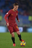 Patrik Schick Roma.<br /> Roma 01-12-2017  Stadio Olimpico<br /> Campionato Serie A, <br /> AS Roma - Spal<br /> Foto Antonietta Baldassarre / Insidefoto