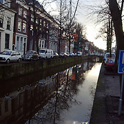 Gracht Oude Delft Delft