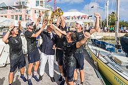Bermuda Gold Cup and Open Match Racing World Championship. Royal Bermuda Yacht Club, Hamilton, Bermuda. Day Five. 30th October 2020.