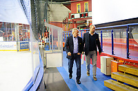 Ishockey , GET-Ligaen , Eliteserien <br /> Torsdag 3. desember , 20151203<br /> Vålerenga - Sparta Sarpsborg<br /> Spartas trener Lenny Eriksson etter kampen<br /> Foto: Sjur Stølen / Digitalsport