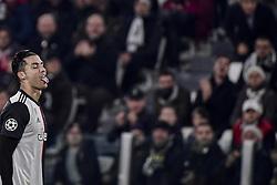 November 26, 2019, Torino, Torino, Italia: Foto LaPresse - Marco Alpozzi.26 Novembre 2019 Torino, Italia.Sport.Calcio.Juventus Fc vs  Atletico Madrid - Uefa Champions League 2019 2020 - Fase a gironi - Gruppo D..Nella foto: Cristiano Ronaldo (Juventus F.C.);..Photo LaPresse - Marco Alpozzi.November 26, 2019 Turin, Italy.sport.soccer.Juventus Fc vs  Atletico Madrid - Uefa Champions - Group Stage - .In the pic: Cristiano Ronaldo  (Credit Image: © Marco Alpozzi/Lapresse via ZUMA Press)
