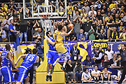 Harvey Tyler<br /> Fiat Torino - Mia Cantu<br /> Lega Basket Serie A 2016/2017<br /> Torino 26/03/2017<br /> Foto Ciamillo-Castoria