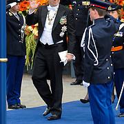 NLD/Amsterdam/20130430 - Inhuldiging Koning Willem - Alexander, prince Albert of Monaco