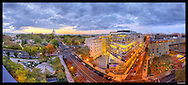 Capitol Hill featuring Captiol and 300 New Jersey Avenue. Image Captured 2011.<br /> Print Size (in inches): 15x6.5; 24x11; 36x16; 48x21.5; 60x27; 72x32.5