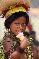 Goroka Cultural Show in the Eastern Highlands Province, Papua New Guinea.