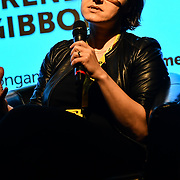 Emily Short at London Games Festival 2019: HUB at Somerset House at Strand, London, UK. on 2nd April 2019.
