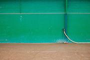 Wednesday October 22nd 2008. .Chatillon (Hauts de Seine), France..On a tennis court......