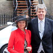 NLD/Den Haag/20110920 - Prinsjesdag 2011, Ivo Opstelten en partner