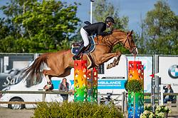 Morssinkhof Simon, BEL, Perigrosso<br /> Belgisch kampioenschap Young Riders - Azelhof - Lier 2019<br /> © Hippo Foto - Dirk Caremans<br /> 30/05/2019
