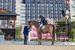 Chew Caroline, SGP, Tribiani, 164<br /> Olympic Games Tokyo 2021<br /> © Hippo Foto - Dirk Caremans<br /> 25/07/2021