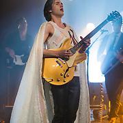 NLD/Amsterdam//20140331 - Uitreiking Edison Pop 2014, Jett Rebel