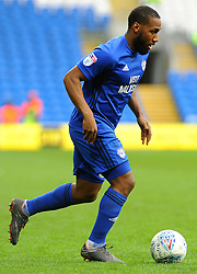 Junior Hoilett of Cardiff City in action  - Mandatory by-line: Nizaam Jones/JMP - 10/03/2018 -  FOOTBALL -  Cardiff City Stadium- Cardiff, Wales -  Cardiff City v Birmingham City - Sky Bet Championship