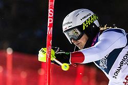 February 8, 2019 - Re, SWEDEN - 190208 Wendy Holdener of Switzerland competes in the women's combination during the FIS Alpine World Ski Championships on February 8, 2019 in re  (Credit Image: © Daniel Stiller/Bildbyran via ZUMA Press)