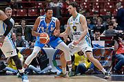 DESCRIZIONE : Beko Final Eight Coppa Italia 2016 Serie A Final8 Quarti di Finale Vanoli Cremona - Dinamo Banco di Sardegna Sassari<br /> GIOCATORE : Kenneth Kadji<br /> CATEGORIA : Palleggio Controcampo<br /> SQUADRA : Dinamo Banco di Sardegna Sassari<br /> EVENTO : Beko Final Eight Coppa Italia 2016<br /> GARA : Quarti di Finale Vanoli Cremona - Dinamo Banco di Sardegna Sassari<br /> DATA : 19/02/2016<br /> SPORT : Pallacanestro <br /> AUTORE : Agenzia Ciamillo-Castoria/L.Canu