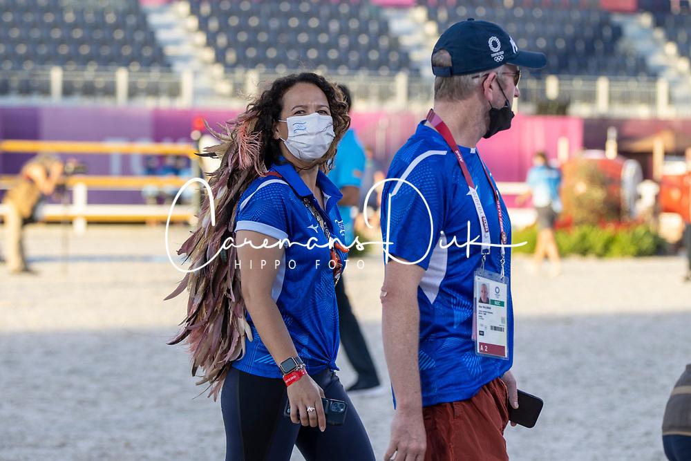 casvloGoldstein-Waldman Danielle, ISR<br /> Olympic Games Tokyo 2021<br /> © Hippo Foto - Dirk Caremans<br /> 03/08/2021