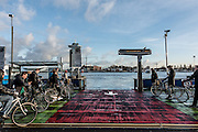 Amsterdam, waiting for the boat
