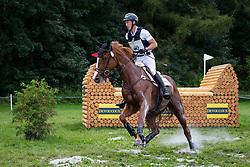 Snackers Xavier, BEL, Silence Otrange<br /> FEI European Eventing Championships Strzegom 2017<br /> © Hippo Foto - Eric Knoll