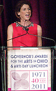 2011 - Governor's Awards for the Arts in Columbus, Ohio