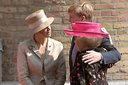 State visit of Luxembourg to the Netherlands /<br /> <br /> Staatsbezoek van Luxemburg aan Nederland<br /> <br /> <br /> <br /> On the photo / Op de foto;<br /> <br />  Farewell ceremonial on binnenhof in The Hague in the presence of the Grand Duke  of Luxembourg (Prince Henri van Luxemburg ), queen Beatrix, maxima and Willem Alexanderand Premier Balkenende.<br /> <br /> <br /> <br /> Afscheidsceremonieel op het Binnenhof in Den Haag in aanwezigheid van de Groothertog (Prins Henri van Luxemburg ) en Groothertogin van Luxemburg , Koningin Beatrix, Maxima en Willem Alexander en Balkenende.