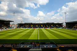 A general view of Meadow Lane, home of Notts County - Mandatory by-line: Robbie Stephenson/JMP - 14/07/2018 - FOOTBALL - Meadow Lane - Nottingham, England - Notts County v Derby County - Pre-season friendly