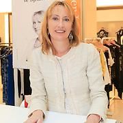 NLD/Amsterdam/20130309 - Feest der Letteren 2013 in de Bijenkorf te Amsterdam, Simone van der Vlugt