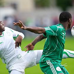 20100525: AUT, FIFA World cup Friendly game, Nigeria vs Saudi Arabia