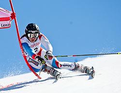 20.03.2011, Pista Silvano Beltrametti, Lenzerheide, SUI, FIS Ski Worldcup, Finale, Lenzerheide, NATIONEN TEAM EVENT, im Bild Wendy Holdener (SUI) // during Nations Team Event, at Pista Silvano Beltrametti, in Lenzerheide, Switzerland, 20/03/2011, EXPA Pictures © 2011, PhotoCredit: EXPA/ J. Feichter