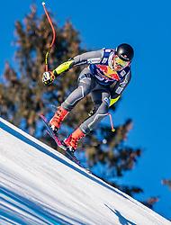 22.01.2019, Streif, Kitzbühel, AUT, FIS Weltcup Ski Alpin, Abfahrt, Herren, 1. Training, im Bild Adrian Smiseth Sejersted (NOR) // Adrian Smiseth Sejersted of Norway during the 1st Training of mens downhill of FIS Ski Alpine Worldcup at the Streif in Kitzbühel, Austria on 2019/01/22. EXPA Pictures © 2019, PhotoCredit: EXPA/ Stefan Adelsberger