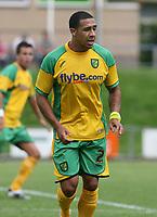 Photo: Maarten Straetemans.<br /> AGOVV Apeldoorn v Norwich City. Pre Season Friendly. 21/07/2007.<br /> Dion Dublin