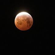 NLD/Huizen/20190121 - Bloedmaan, de maan aan het einde van de verduistering