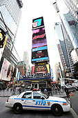 Times Square Prepares For 2015