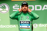 Podium, Peter Sagan (SVK - Bora - Hansgrohe) green jersey, during the 105th Tour de France 2018, Stage 18, Trie sur Baise - Pau (172 km) on July 26th, 2018 - Photo Luca Bettini / BettiniPhoto / ProSportsImages / DPPI