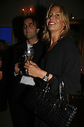 Wendy and Philip Knatchbull, PARTY AFTER THE OPENING OF THE ANISH KAPOOR EXHIBITION AT THE LISSON GALLERY. Duchess Palace, 16 Mansfield St. London. W1. 10 October 2006. -DO NOT ARCHIVE-© Copyright Photograph by Dafydd Jones 66 Stockwell Park Rd. London SW9 0DA Tel 020 7733 0108 www.dafjones.com