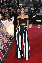 © Licensed to London News Pictures. 29/01/2017. London, UK, Alesha Dixon, Britain's Got Talent - London photocall, Photo credit: Richard Goldschmidt/LNP