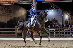 Roos Laurence, BEL, Fil Rouge<br /> Belgisch Kampioenschap Dressuur<br /> Azelhof - Lier 2020<br /> © Hippo Foto - Dirk Caremans<br /> 02/10/2020