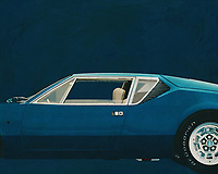 The De Tomaso Pantera is truly a legend in the automotive industry. The car was introduced in Modena in 1970 and it was made 3 times a week.<br /> There are two versions of a European and an American one with the biggest difference being the size of the headlights.
