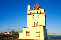 Islande - Phare de Dyrholey