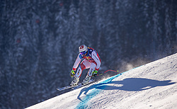 22.01.2019, Streif, Kitzbühel, AUT, FIS Weltcup Ski Alpin, Abfahrt, Herren, 1. Training, im Bild Beat Feuz (SUI) // Beat Feuz of Switzerland during the 1st Training of mens downhill of FIS Ski Alpine Worldcup at the Streif in Kitzbühel, Austria on 2019/01/22. EXPA Pictures © 2019, PhotoCredit: EXPA/ Johann Groder