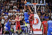 DESCRIZIONE : Campionato 2014/15 Dinamo Banco di Sardegna Sassari - Olimpia EA7 Emporio Armani Milano Playoff Semifinale Gara6<br /> GIOCATORE : Shane Lawal<br /> CATEGORIA : Tiro Penetrazione Sottomano Controcampo<br /> SQUADRA : Dinamo Banco di Sardegna Sassari<br /> EVENTO : LegaBasket Serie A Beko 2014/2015 Playoff Semifinale Gara6<br /> GARA : Dinamo Banco di Sardegna Sassari - Olimpia EA7 Emporio Armani Milano Gara6<br /> DATA : 08/06/2015<br /> SPORT : Pallacanestro <br /> AUTORE : Agenzia Ciamillo-Castoria/L.Canu