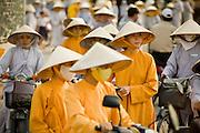 08 MARCH 2006 - HO CHI MINH CITY, VIETNAM: Traffic in Ho Chi Minh City, Vietnam. HCMC is still widely known as Saigon. PHOTO BY JACK KURTZ