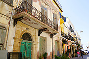 Building in Chania, Crete, Greece