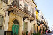 Building in Chania, Crete, Greece